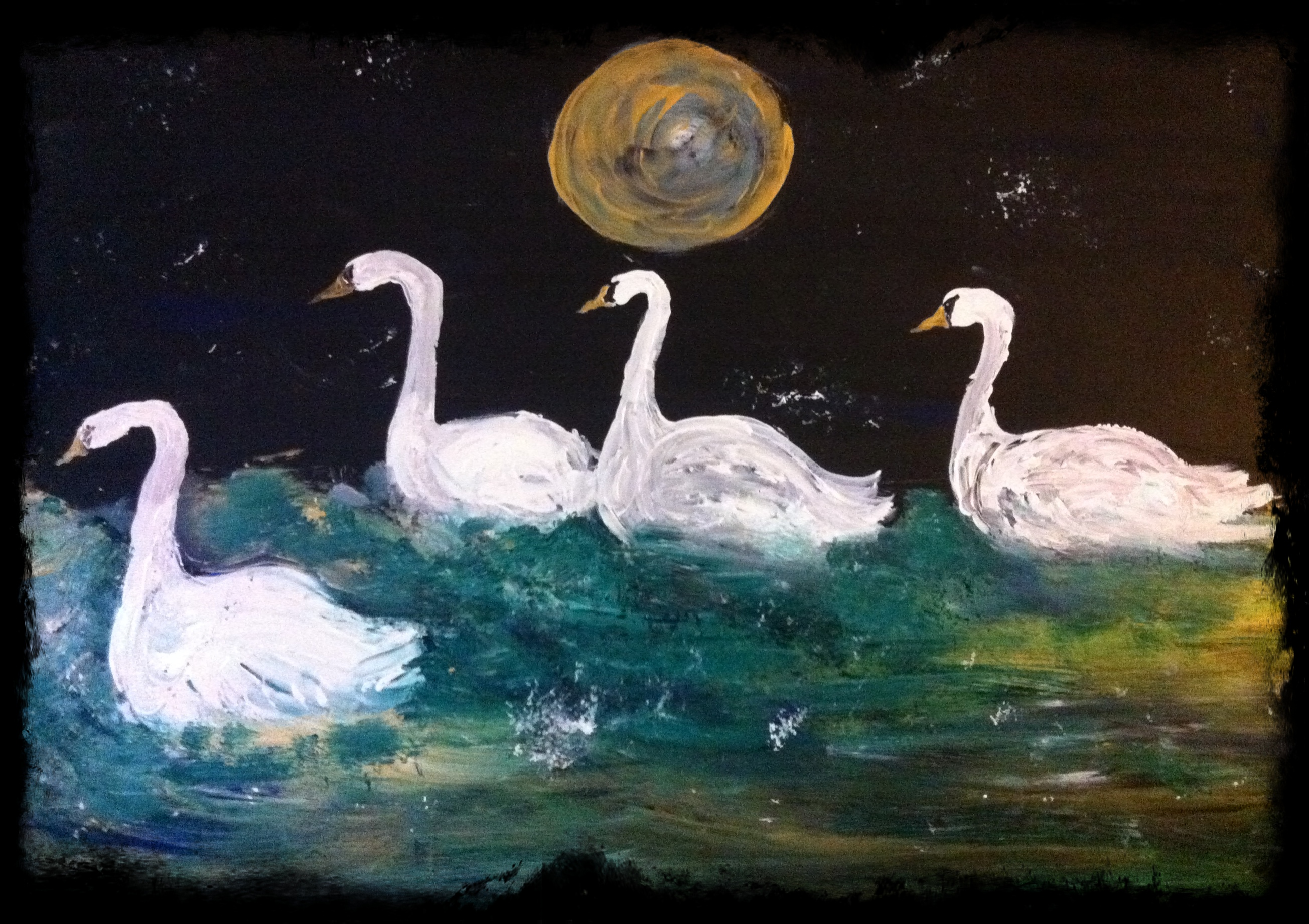 The Children Of Lir Brushed With Mystery