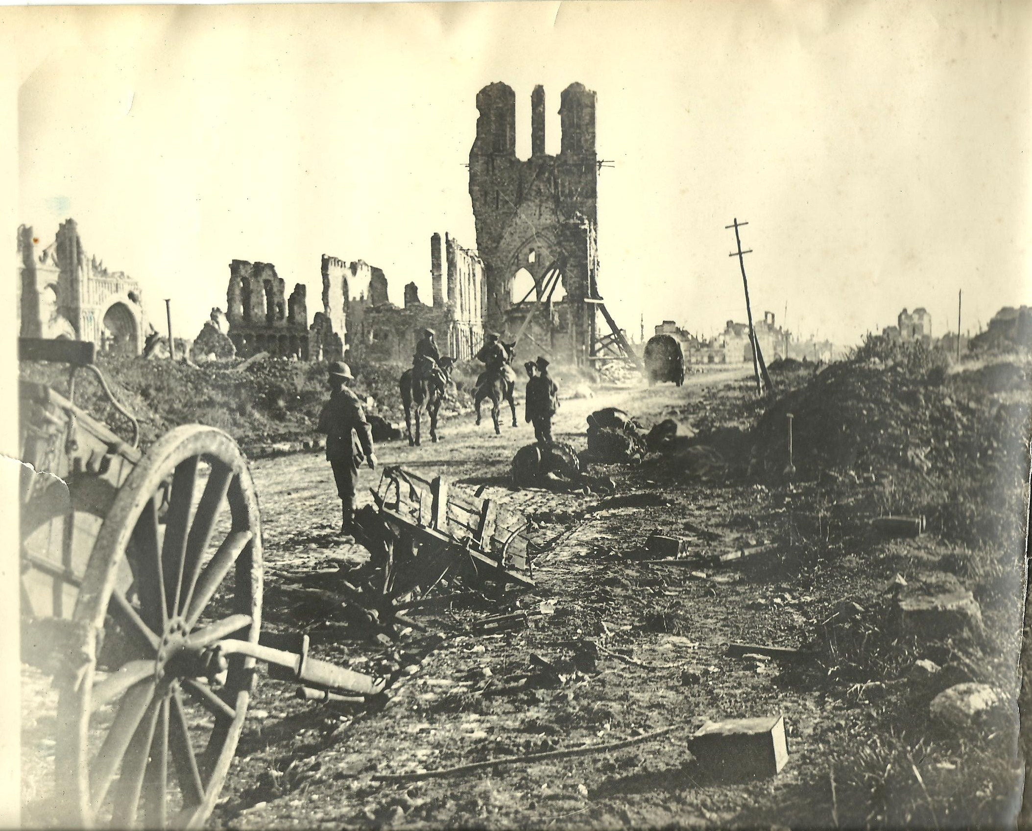 the devastation of world war i In verdun, remembering the lessons of world war i's devastation originally published october 24, 2018 at 8:00 am updated october 24, 2018 at 1:13 pm in 1916, roughly 300,000 lives were lost on.